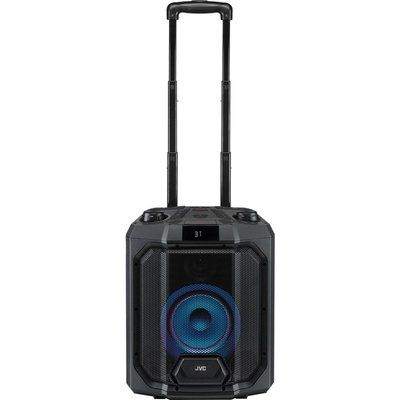 JVC MX-D719PB Portable Bluetooth Speaker - Black