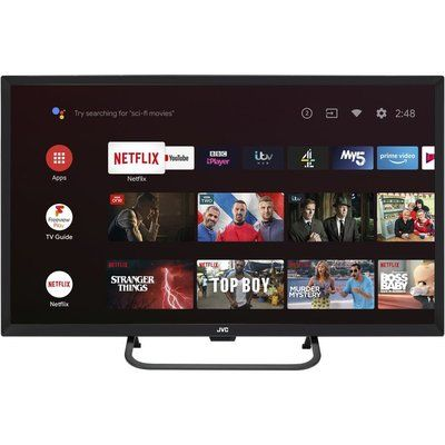"JVC 32"" LT-32CA690 Android TV Smart HD Ready LED TV"