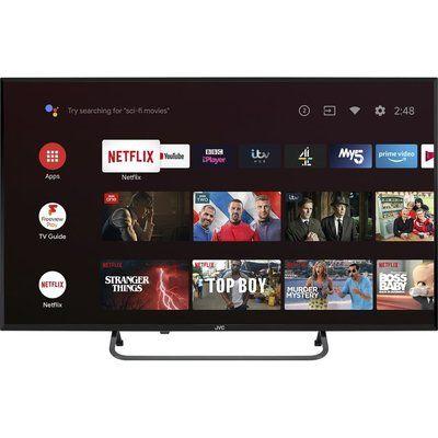 "JVC 40"" LT-40CA790 Android TV Smart Full HD LED TV"