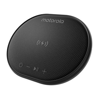 Motorola Sonic Sub 500 Wireless Charging Bluetooth Speaker