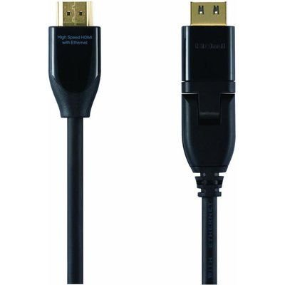 Sandstrom S2FHD115 HDMI Cable with Ethernet - 2 m
