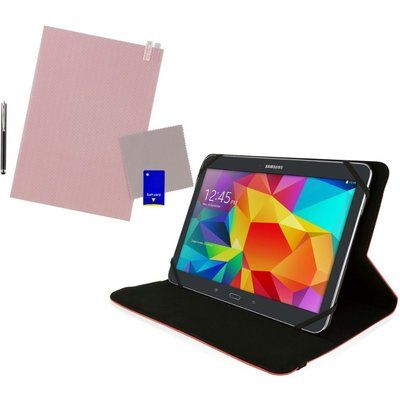 Logik L10USRD16 Tablet Case - Red