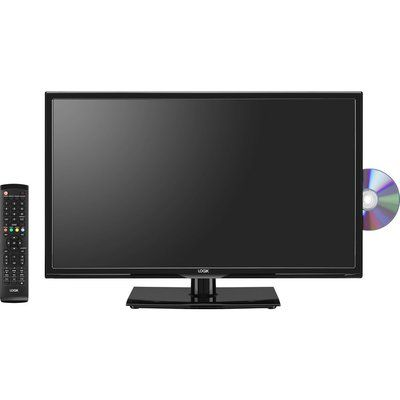 """Logik 24"""" L24HED18 LED TV with Built-in DVD Player"""