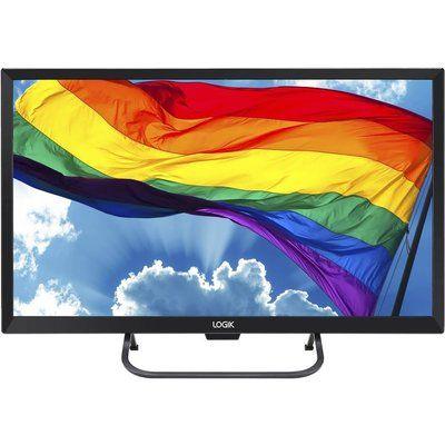 """Logik 24"""" L24HE21 HD Ready LED TV"""