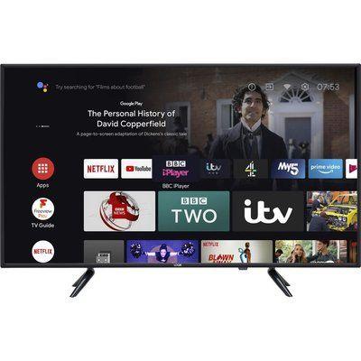 "Logik 40"" L40AFE21 Android TV Smart Full HD LED TV with Google Assistant"