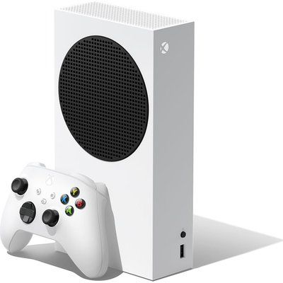 Microsoft Xbox Series S - 512 GB SSD