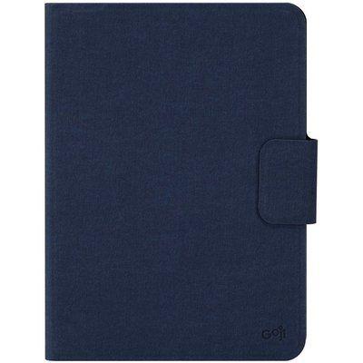 "Goji G10TCBU21 10.5"" Tablet Folio Case - Blue"