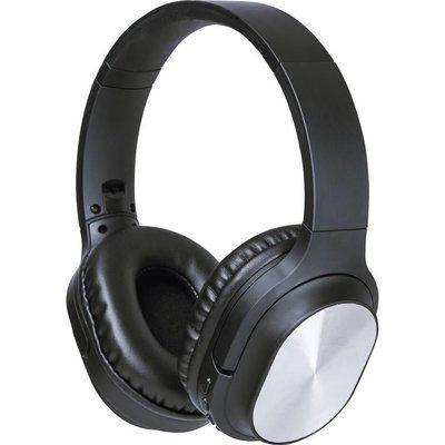 Daewoo AVS1394 Wireless Bluetooth Headphones - Black & Silver