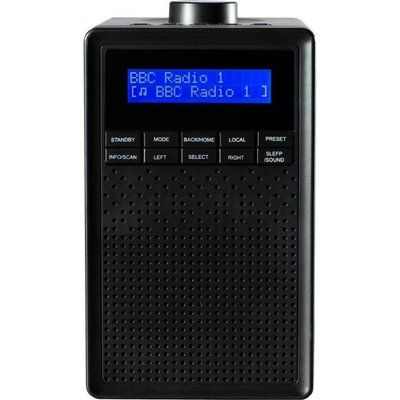 Daewoo AVS1400 DAB/FM Bluetooth Radio - Black