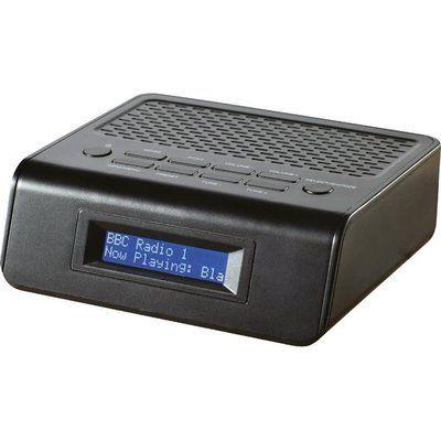 Daewoo AVS1401 DAB Radio - Black