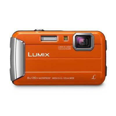 Panasonic Lumix DMC-FT30 Tough Camera - Orange