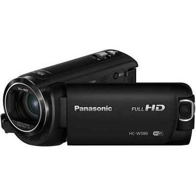 Panasonic HC-W580EB-K Traditional Camcorder - Black