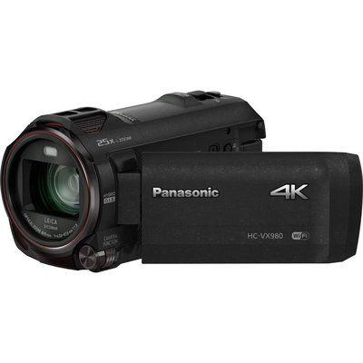 Panasonic HC-VX980EB-K Traditional Camcorder - Black