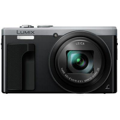 Panasonic Lumix DMC-TZ80EB-S Superzoom Compact Camera - Silver