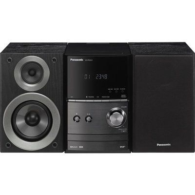 Panasonic SC-PM602EB-K Wireless Traditional Hi-Fi System - Black