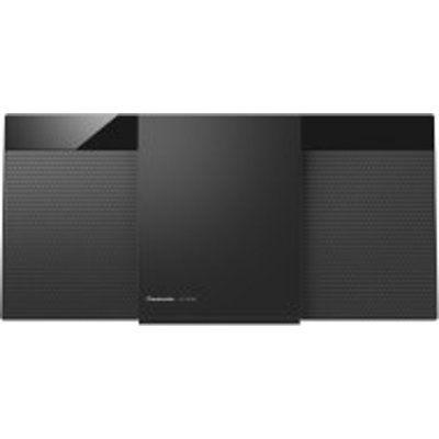 Panasonic SC-HC302 Bluetooth Flat Panel Hi-Fi System - Black