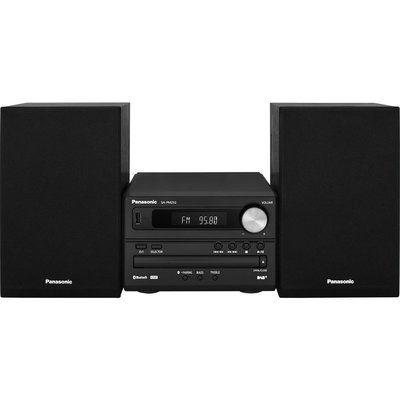 Panasonic SC-PM252EB-K Bluetooth Micro Hi-Fi System - Black