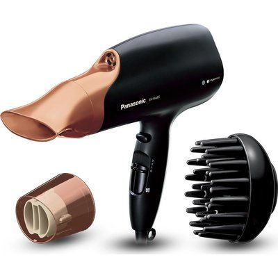 Panasonic Nanoe EH-NA65 Hair Dryer - Black & Rose Gold