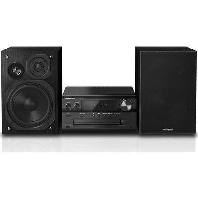 Panasonic SC-PMX92EB-K Bluetooth Traditional Hi-Fi System - Black