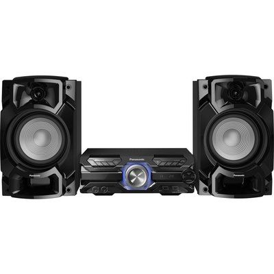 Panasonic SC-AKX520E-K Bluetooth Megasound Party Hi-Fi System - Black
