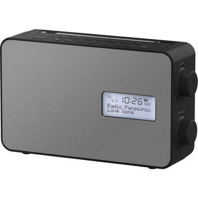 Panasonic RF–D30BTEB-K Portable DAB Bluetooth Radio - Black