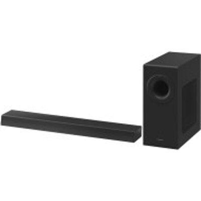 Panasonic SCHTB490EBK 2.1Ch Soundbar with Wireless Subwoofer