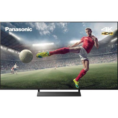 "Panasonic 65"" TX-65JX850B Smart 4K Ultra HD HDR LED TV with Google Assistant & Amazon Alexa"
