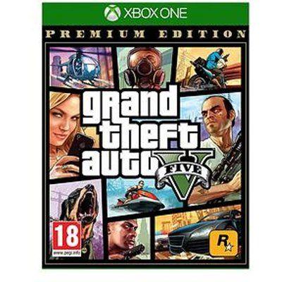 Grand Theft Auto (GTA) V for Xbox One