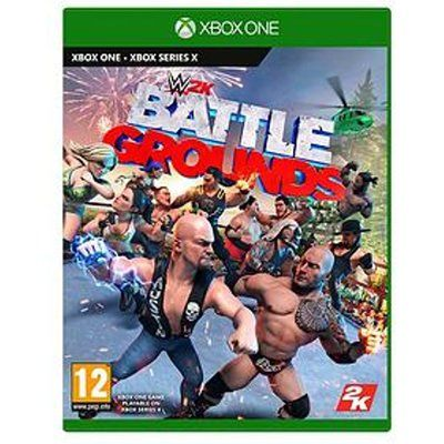 Microsoft WWE 2K Battlegrounds