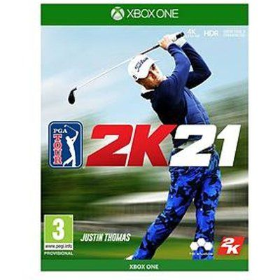 Microsoft PGA Tour 2K21