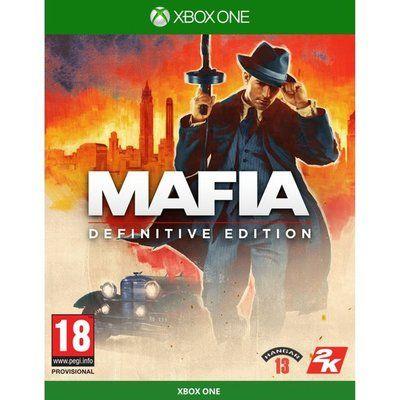 Microsoft Mafia Definitive Edition