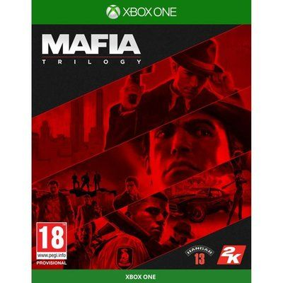 Microsoft Mafia Trilogy