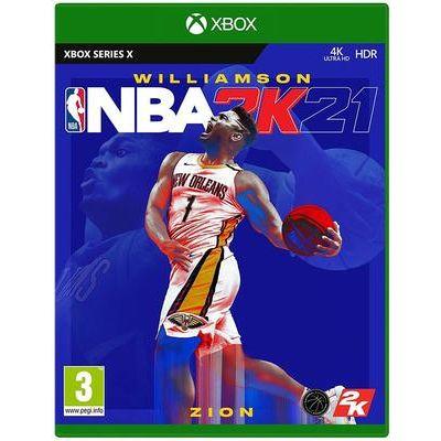 Microsoft Xbox Series X NBA 2K21 Game