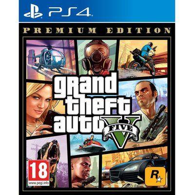 Sony Grand Theft Auto V: Premium Edition