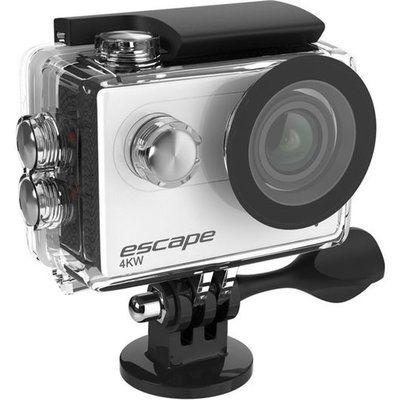 Kitvision Escape 4K Ultra HD Action Camera - Silver & Black