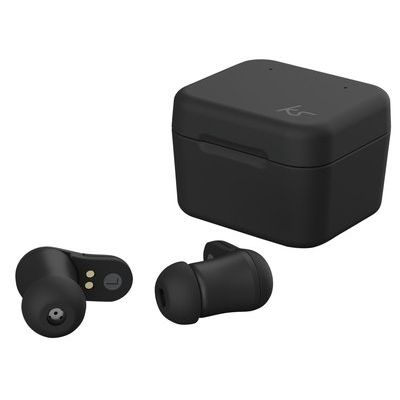 KitSound Funk 35 True Wireless Bluetooth Earbuds - Black