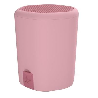 KitSound Hive20 Waterproof Bluetooth Speaker - Pink