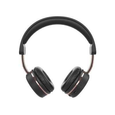 KitSound Metro X Bluetooth Headphones - Black