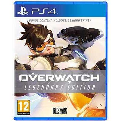 Sony Playstation 4 Overwatch: Legendary Edition