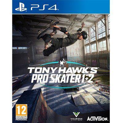 Ps4 Tony Hawks Pro Skater 1 & 2