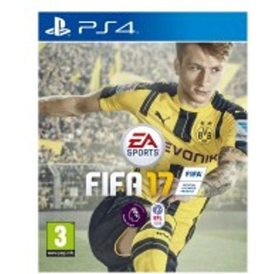 Sony FIFA 17 for Playstation 4 Running Frostbite Game Engine