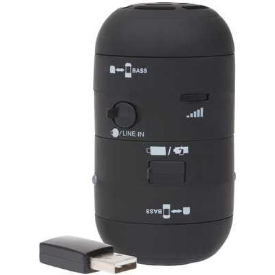 Fujifilm Travel Speakers - Black