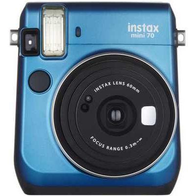 FUJIFILM Instax Mini 70 Instant Camera - 10 Shots Included