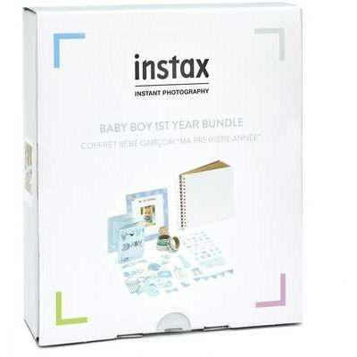 Instax Baby Boy 1st Year Bundle