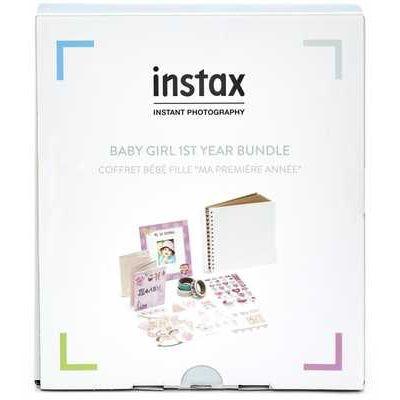 Instax Baby Girl 1st Year Bundle