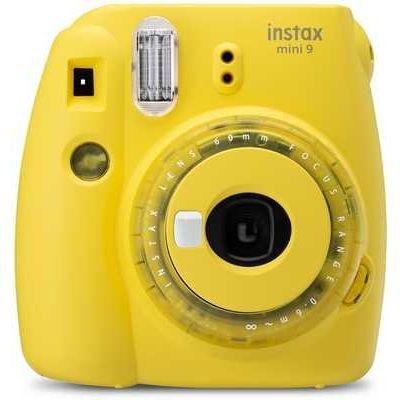 Instax mini 9 Instant Camera - Yellow