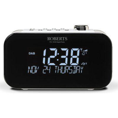 Roberts ORTUS3 DAB Clock Radio - White