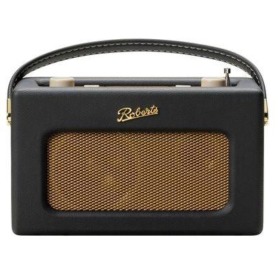 Roberts Revival RD70 DAB / DAB+ / FM Radio - Black