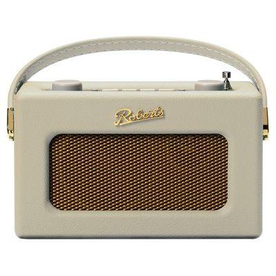Roberts Revival Uno DAB / DAB+ / FM Radio - Cream