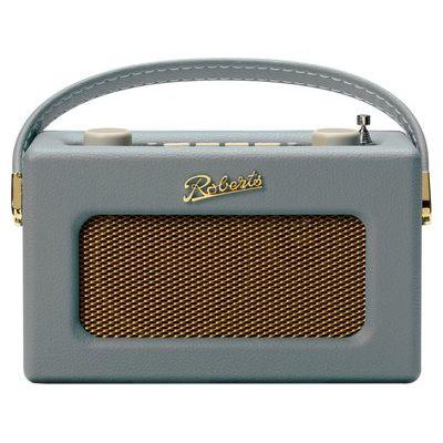 Roberts Revival Uno DAB / DAB+ / FM Radio - Grey